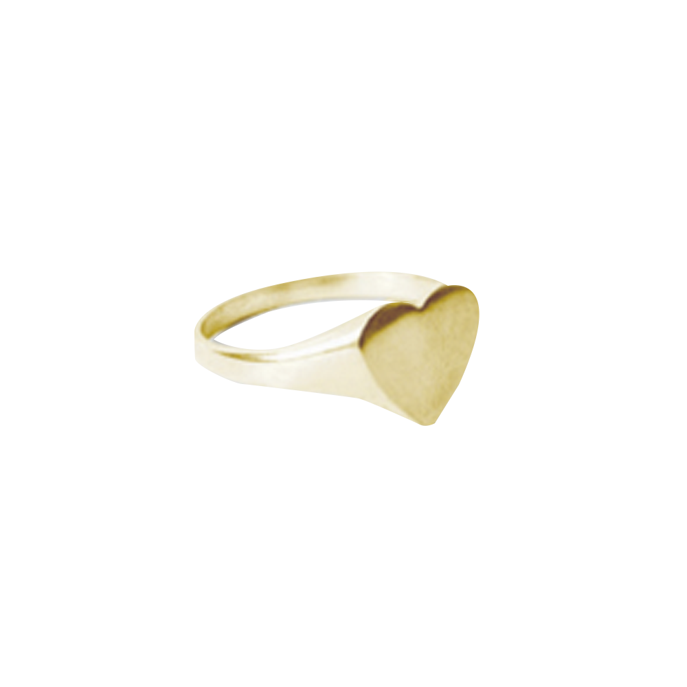 Detalle de Broken Heart Seal Ring