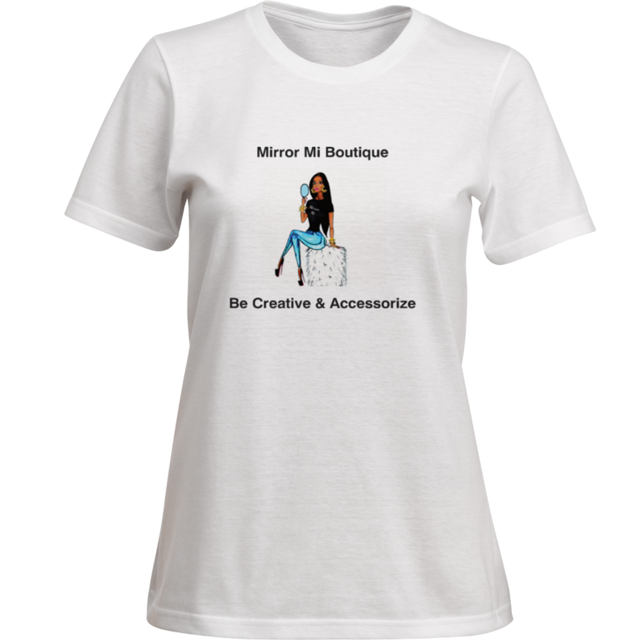 Image of Mirror Mi Boutique T-shirt