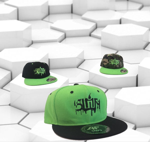 Image of SLIMER SnapBack adjustable cap (one size fits most)