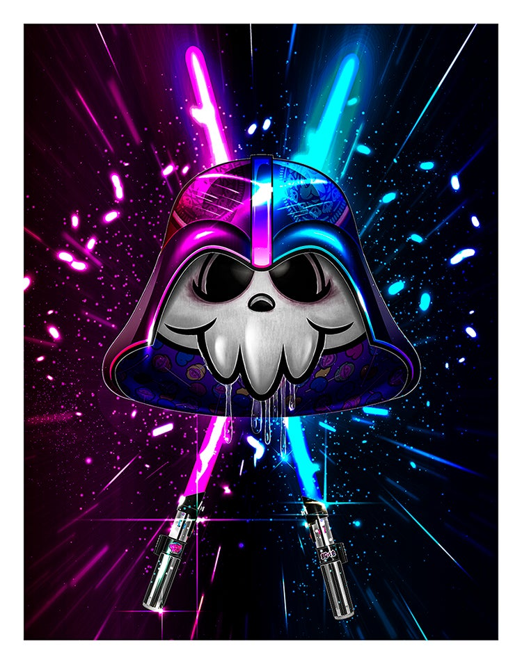 Image of Darth Skully, Sweet Apprentice, Lord Sweetness