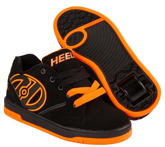 Image of Heelys Propel 2.0 Black / Orange