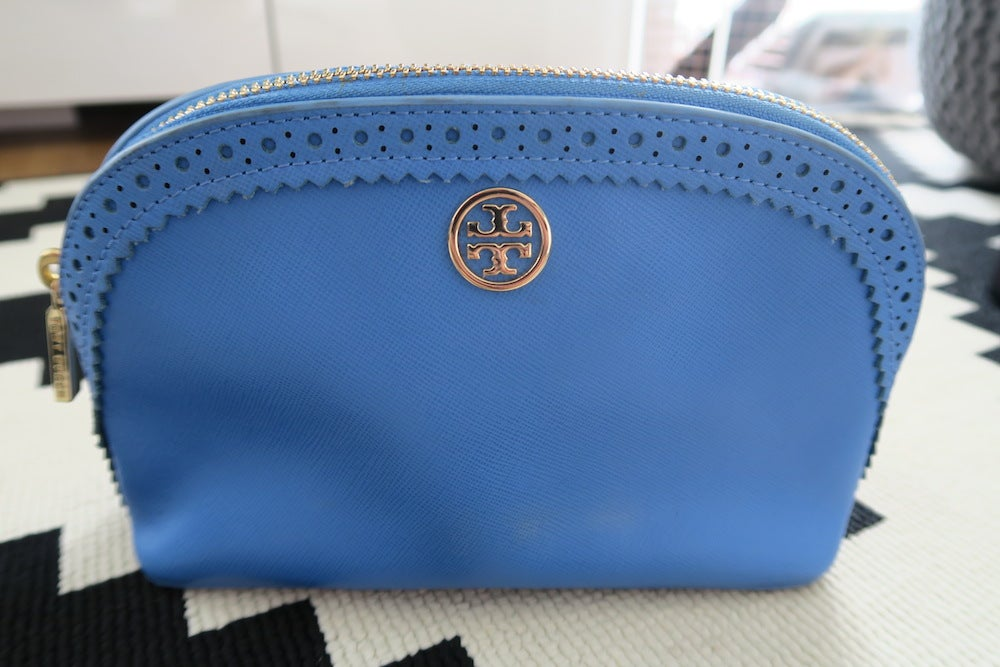 Image of Tory Burch Cosmetic Pouch