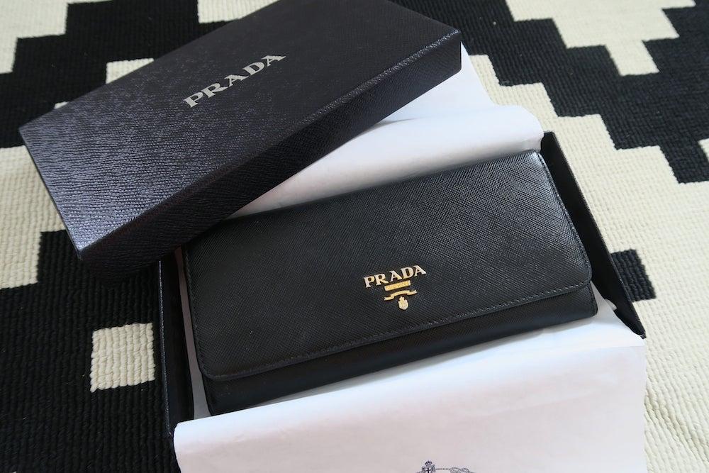 Image of Prada Wallet