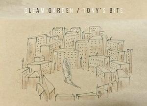Image of Gleam Garden / Tony's Bite - Split Tape