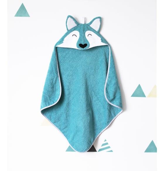 Image of Pilou, la sortie de bain / bleu givre /