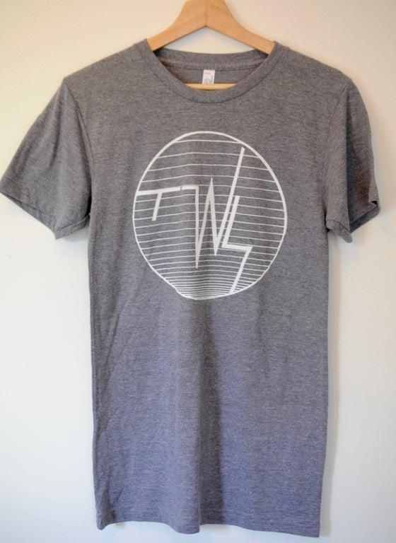 Image of NEW! 'TWS' Heather Grey T-Shirt