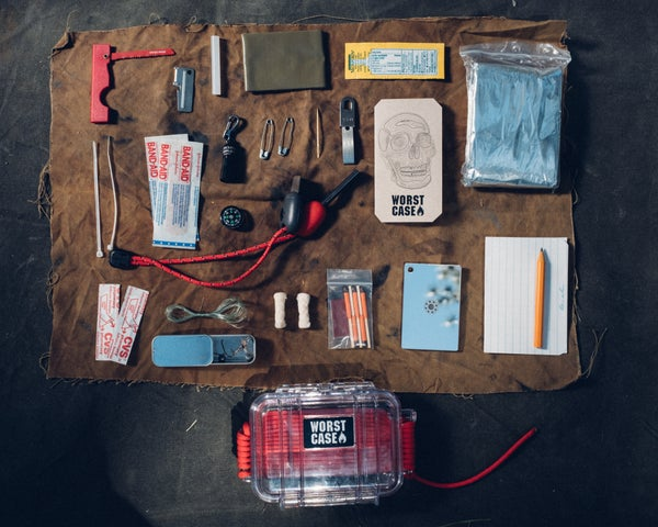"Image of The *NEW & IMPROVED* Worst Case // Personal Survival Kit ""USC01"""