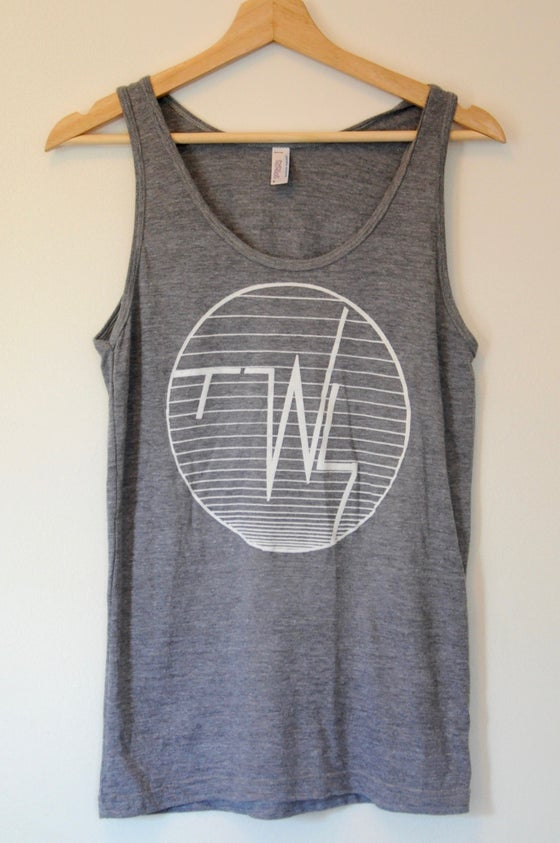 Image of NEW! 'TWS' Heather Grey Tank