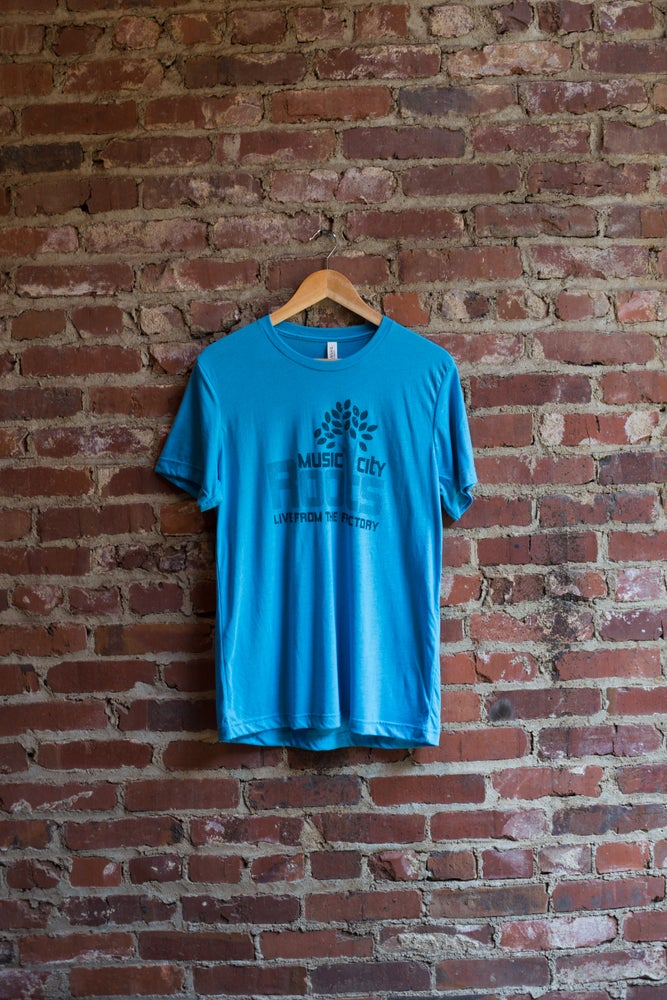 Image of Aqua T-Shirt
