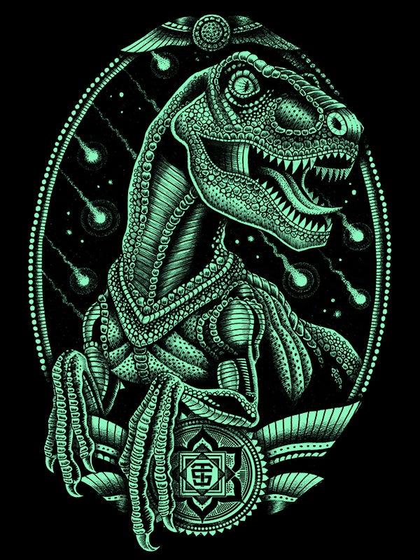 Image of Prehistoric Print