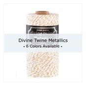 Image of Divine Twine Metallics
