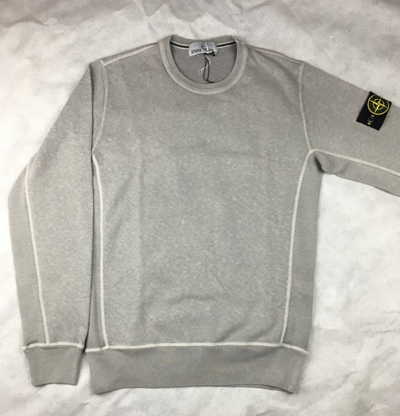 Image of Stone island ss16 grey sweater