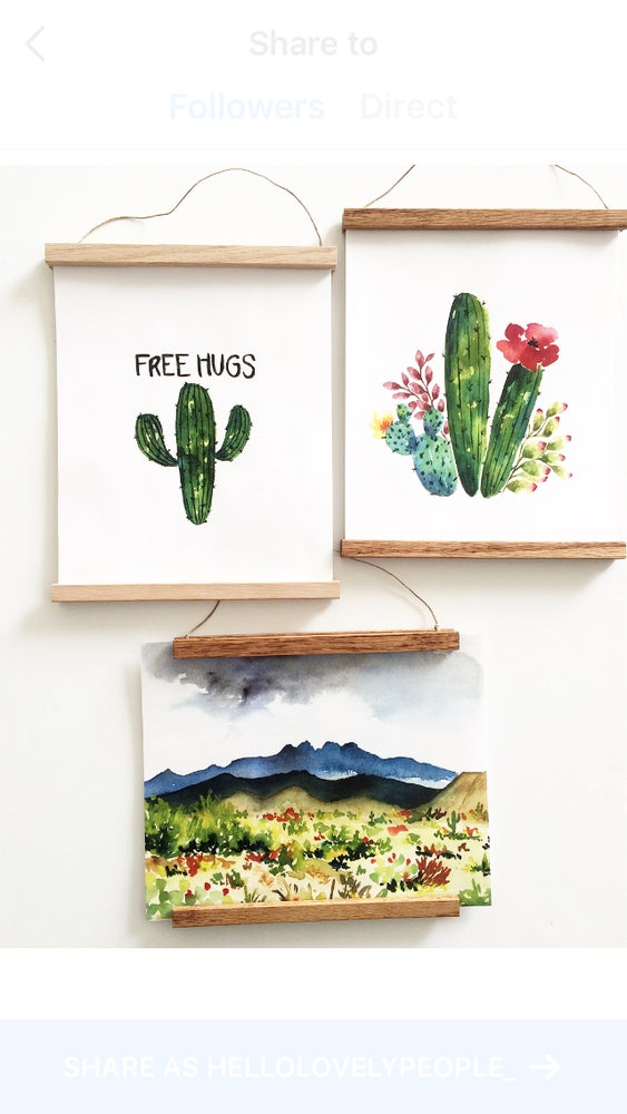 Image of Desert scene - four peaks
