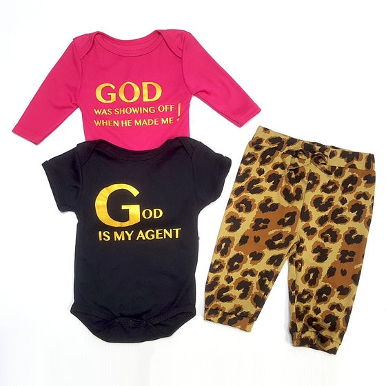 Image of God is my Agent Set