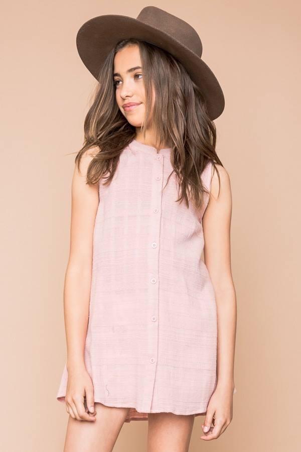 Image of Girls Shirt Dress