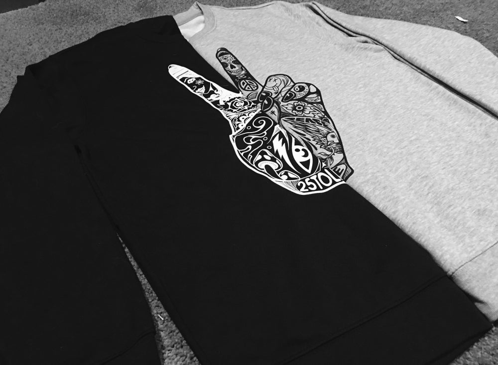 Image of SkinArt (UNISEX) Crewnecks
