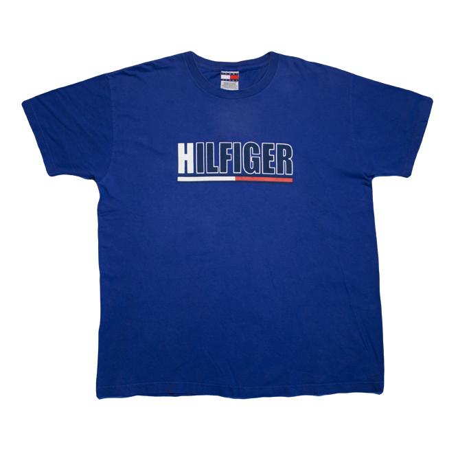 Image of Tommy Hilfiger Vintage Logo T Shirt