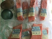 Image of SOLD OUT Base Order:: just frozen COMBO Wild AK Copper River King AND Sockeye Salmon