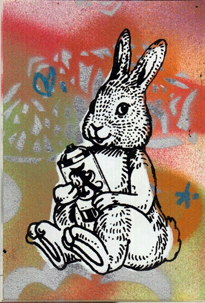 Image of bunny card 8