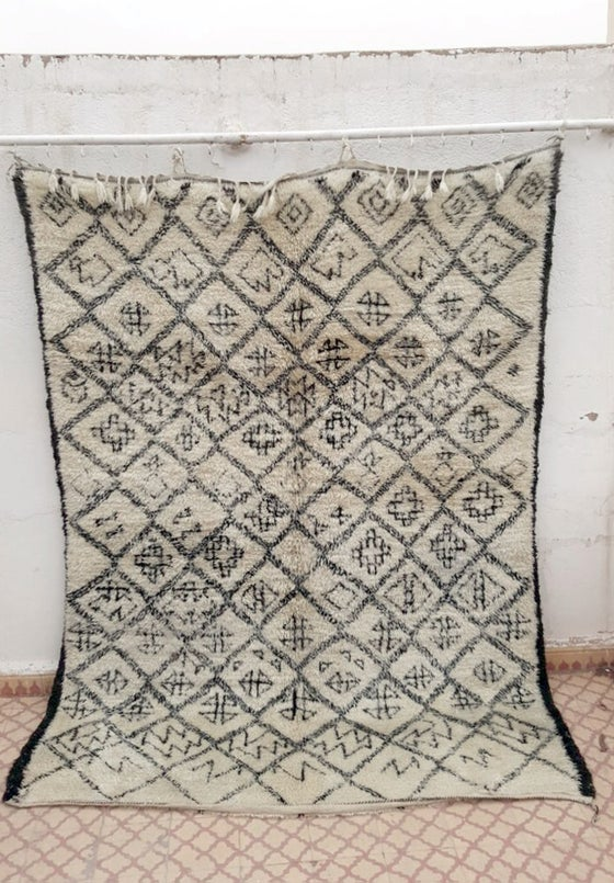 Image of S29 - Beni Ourain Rug