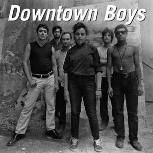 "Image of Downtown Boys ""S/T"" LP"
