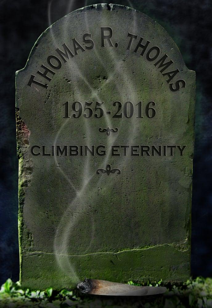 Image of Climbing Eternity by Thomas R. Thomas