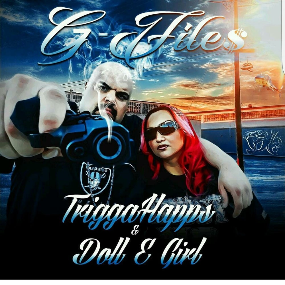 Image of G Files the album