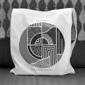 Image of SEMINATURAL TOTE BAG