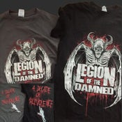 Image of Legion of the damned - Decade  TS  2016