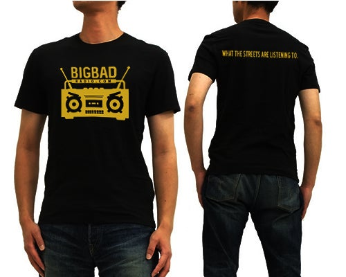 "Image of BIGBAD RADIO ""Radio T-Shirt"""