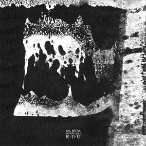 "Image of Demo 10-11-12 (12"" LP, 2016)"