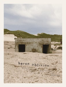 Image of Heron Oblivion Chicago 2016 poster