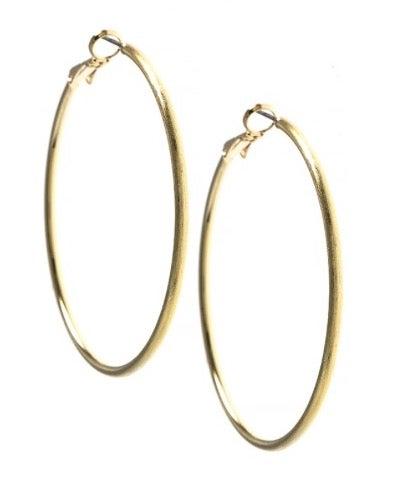 """Image of """"Chic Hoops"""" earrings"""