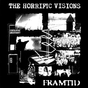 Image of FRAMTID - The Horrific Visions 7""
