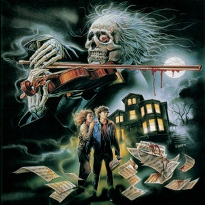 Image of Vince Tempera - Paganini Horror - 2xLp Colored