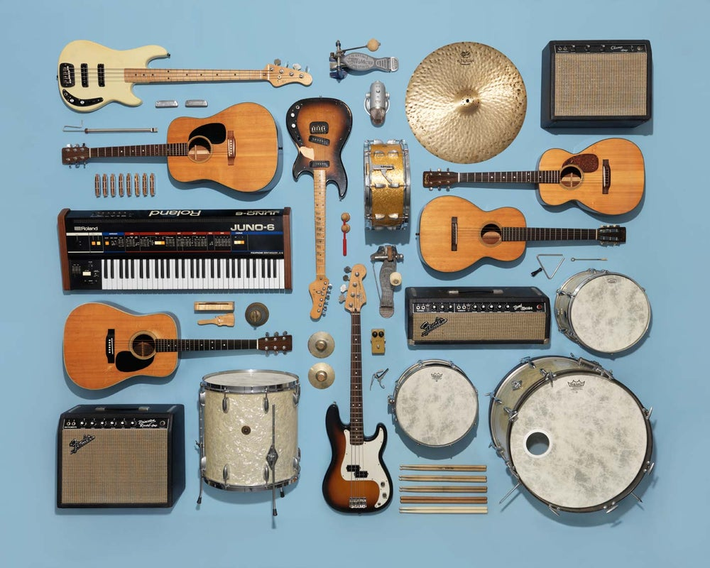 Image of Instrument Collection
