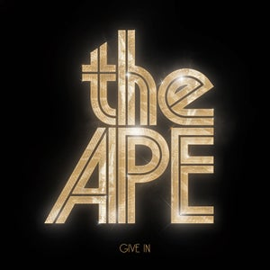 """Image of The Ape - 12"""" Give In Vinyl & Self Titled Debut Album"""