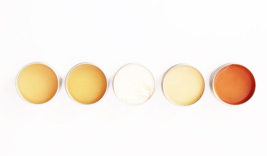 Image of :TRAVEL BALMS + SALVES + DEODORANT