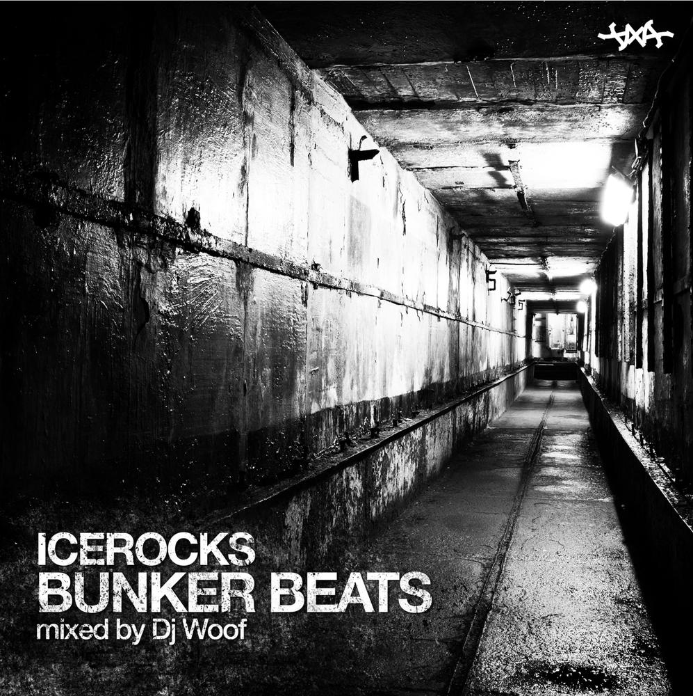 Image of IceRocks Bunker Beats Tape // Cassette & MP3 Download