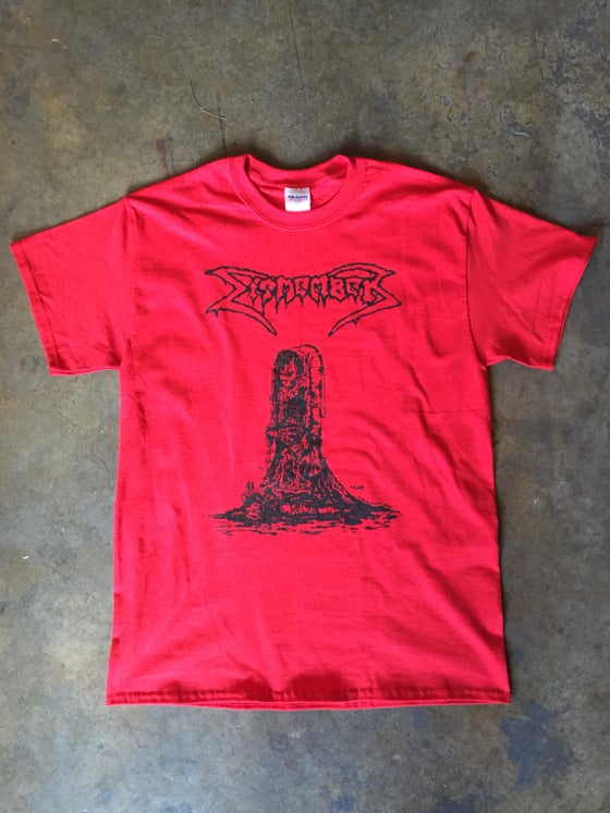 Image of Dismembered T-Shirt (Red)