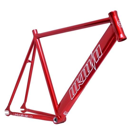 Image of Unknown Bike Co Paradigm Crit Frame