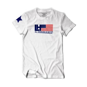 Image of All American Go-Getter Tee