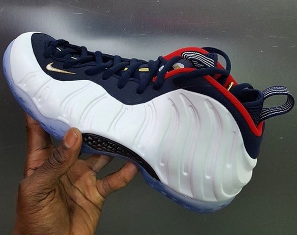 Image of NIKE AIR FOAMPOSITES USA