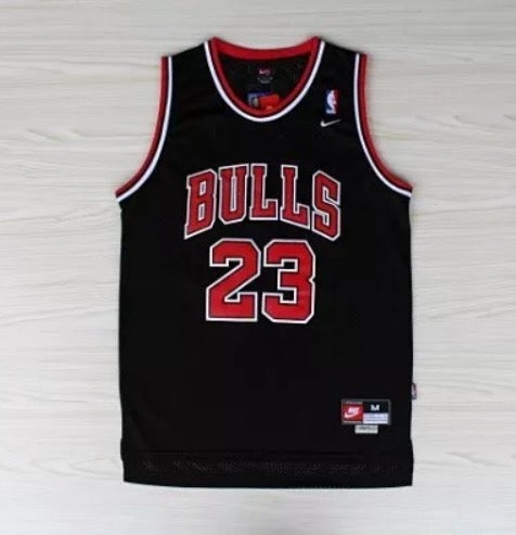 Image of MICHAEL JORDAN BLACK SWINGMAN JERSEY