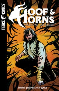 Image of Hoof & Horns: Torbalan (Limited Edition B&W)