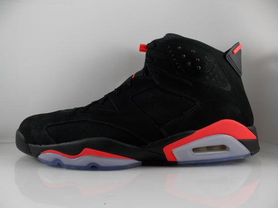 Image of Air Jordan 6 Retro Black Infrared