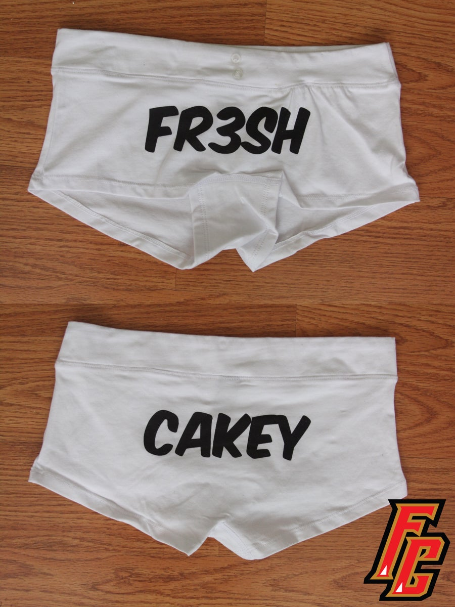 Image of Fr3sh & Cakey Booty Shorts