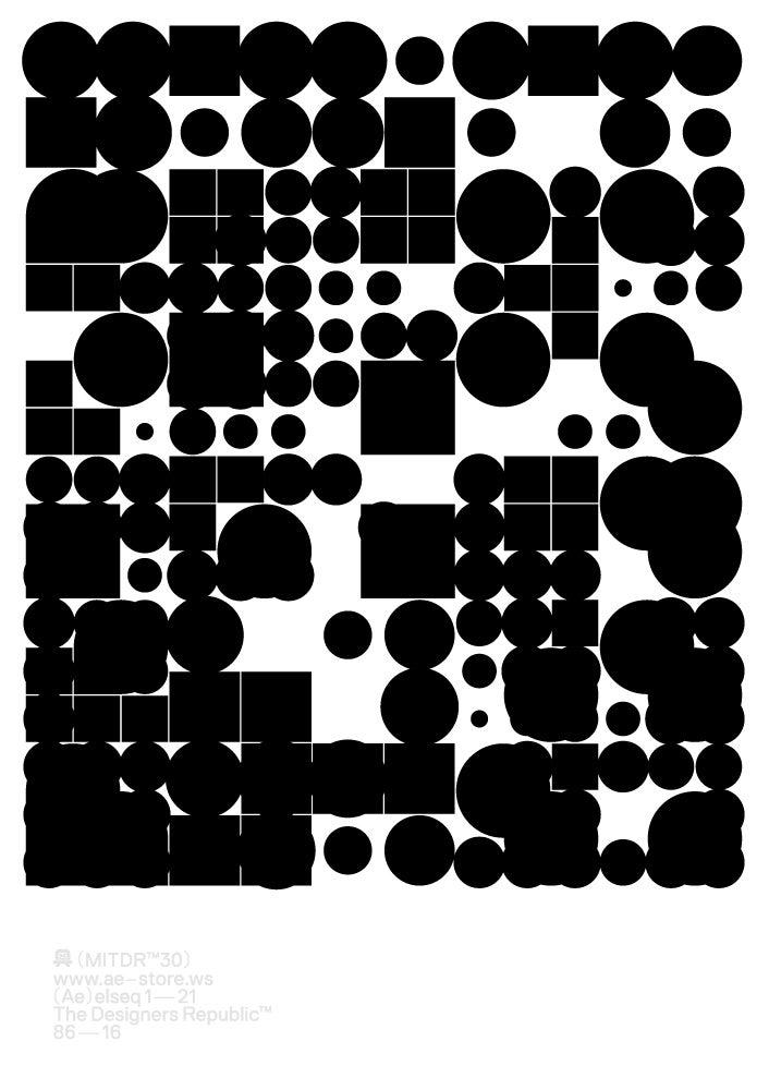 Image of (Ae) elseq 1 — 21 (TDR™) 86 – 16