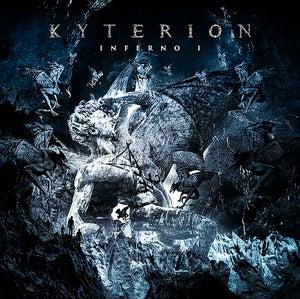 Image of Kyterion Inferno I - LP Black