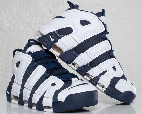 Image of NIKE UPTEMPO OLYMPIC | GS SIZE